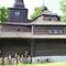 Homonna,Újszéken épült 1754-ben.Onnan lett áthozva.