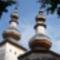 Ladomérvágás templom tornyai