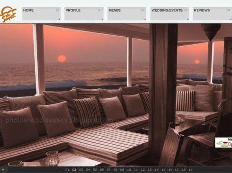 lebukott képek - dupla naplemente