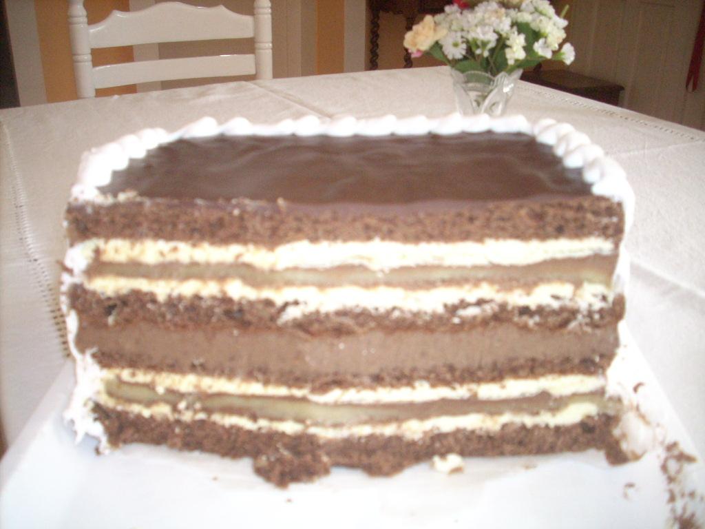 торт марципан с фото