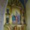 Selmecbánya-Szt.Erzsébet templ.-oldalkápolna freskó