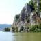 Kazán-szoros sziklái