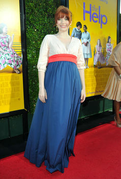The Help - Red Carpet  (Bryce Dallas Howard) 10