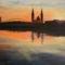 Szegedi naplemente