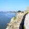 Kilátás a szendrői várból a Dunára