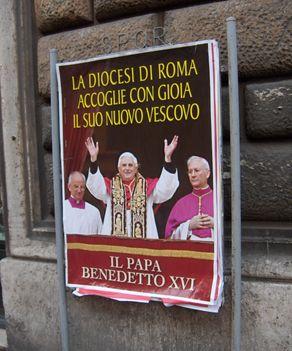 pápai poszter