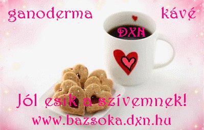 fehér kávé 2 szivkalács