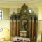Karlócai kerek templom főoltár