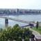 Kilátás a Péterváradi erődből a Dunára