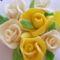 Marcipán rózsák