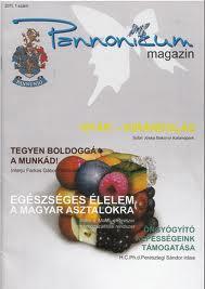 Pannonicum magazin