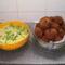Pulykafasírt salátával