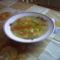 Zöldséges, petrezselymes burgonya leves