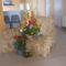 Kiállitás: Virágkompozició - Dömötörné Giczi Anett munkája