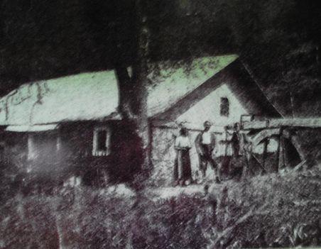 Csörgő- patak malom (régi felvétel)