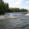 Hullámtéri vízpótlórendszer, Pókmacskási zárás, 2005. június 03.-án