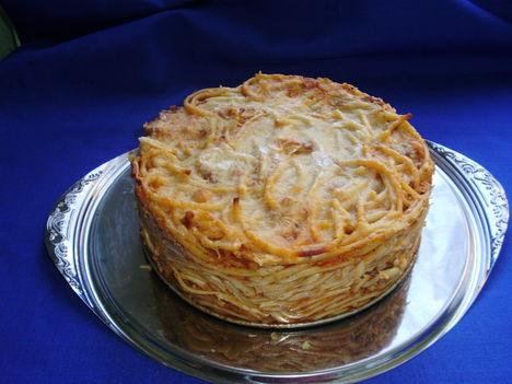 Sós torta Gabi fiacskámnak (bolognai makaróni)