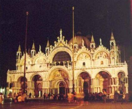 a Szent Márk Bazilika