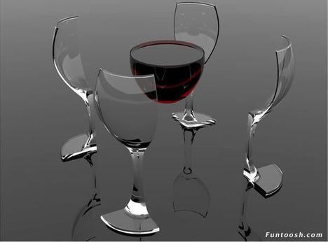 Lebegő borocska