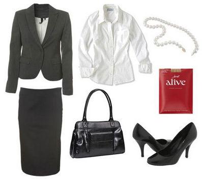 nőiruha állásinterjúra