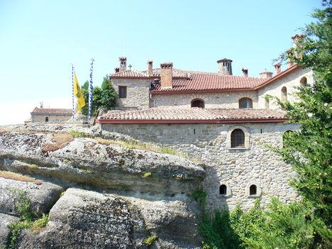 Ajiosz Sztefanosz kolostor