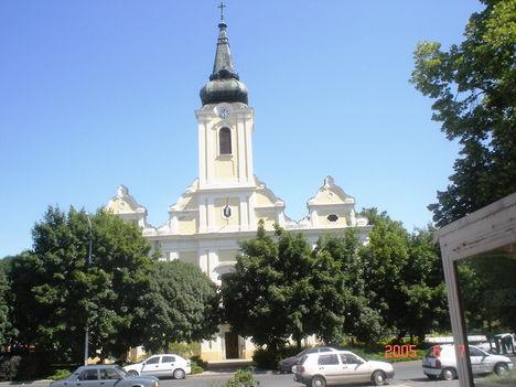 Belvárosi róm.kat. templom