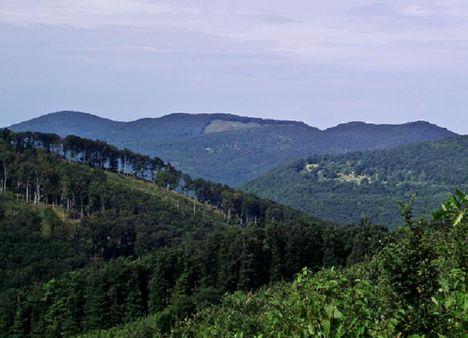 Óvári rétek, hegyek völgyek