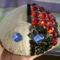 mozaik katica félkészen