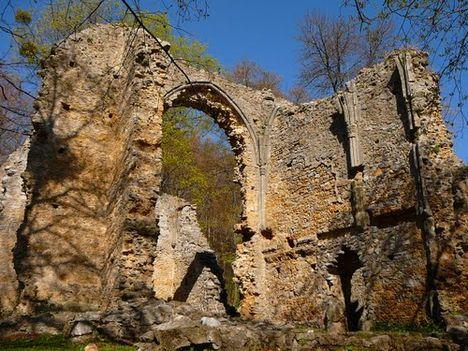 Bükkszentlélek - pálos kolostor