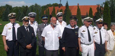hajózás, Sopron, tengerész emlékhely 7