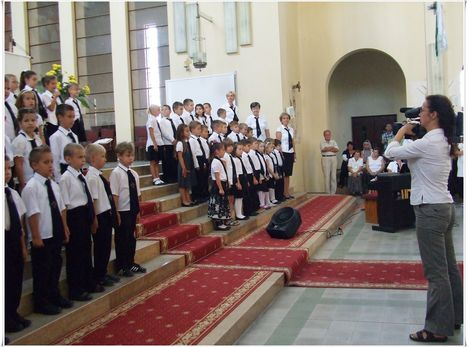 Rákóczisok évnyitója Csornán,2011.08