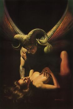 Boris Vallejo - 1979 - Burning