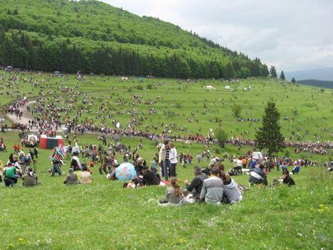 Csiksolyó Pünkösdi Búcsú - 2010 3