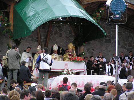 Csiksolyó Pünkösdi Búcsú - 2010 5