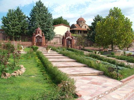 Pieria megye legújabb női kolostora