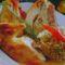 Tölött csirke rotschild módra