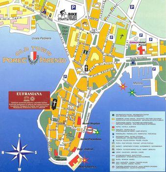 Poreč-map