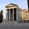 Augustus templom Pula