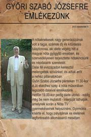 Győri Szabó József 4