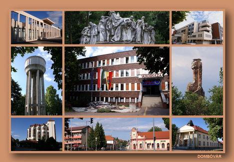 Dombóvári képeslap