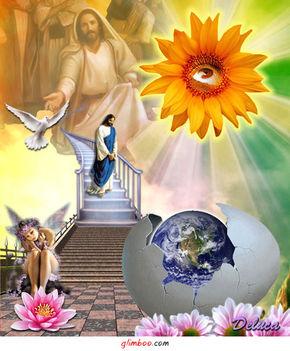 Jézusos szent képek 7