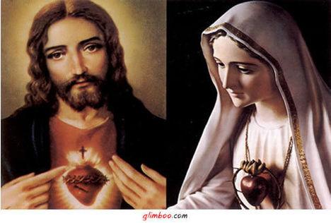 Jézusos szent képek 8