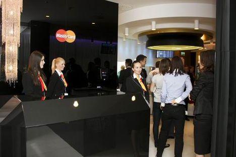 MC Lounge megnyitó a SkyCourt-ban