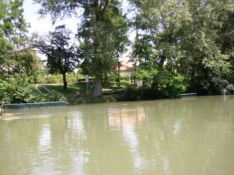 Mosoni-Duna, Máriakálnok, 2003. június 03.-án