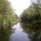 Nováki csatorna, Püski és Darnózseli községek közigazgatási határán, 2003. május 03.-án