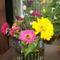 Reggel szedett friss virág