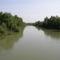 Mosoni-Duna, Rajka, az ún. Összekötőcsatorna, 2003. június 23.-án