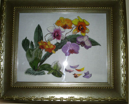 orhidea csokor-complete