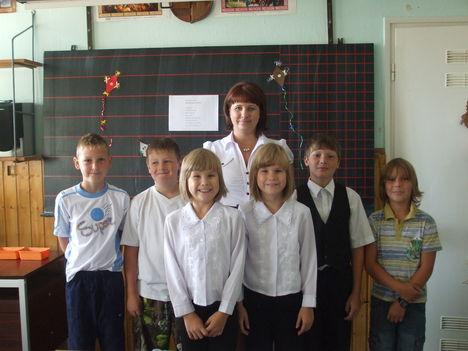 4. osztály- osztályfőnök: Neumann Zsuzsanna