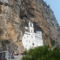 A Kolostor a sziklafalban